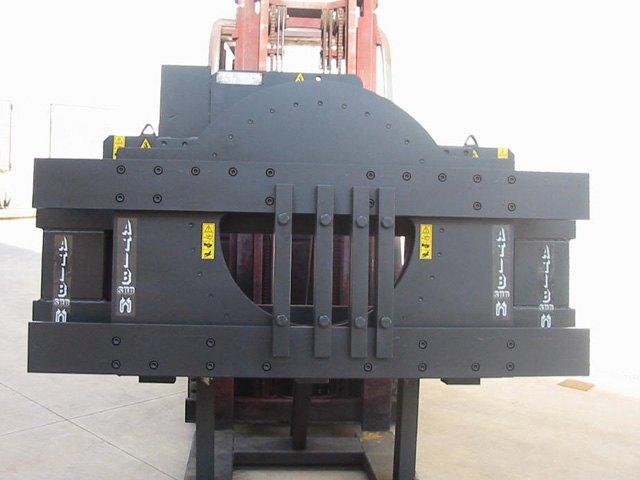 Полноповоротный ротатор с прямым приводом и защитным кожухом