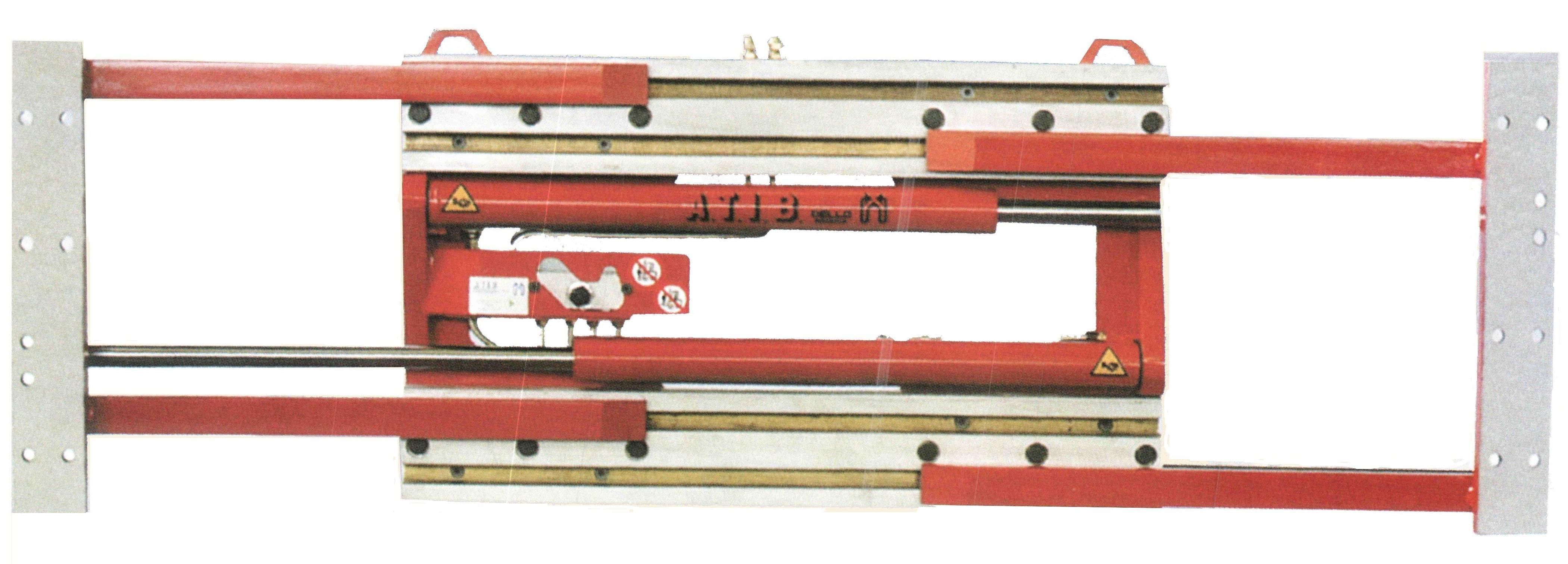 Шасси захвата ( основной корпус захвата), мод. 474