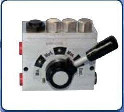 3-х позиционный предохранительный клапан