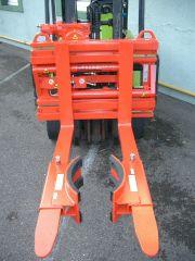 Насадки для грузов цилиндрической формы на вилы